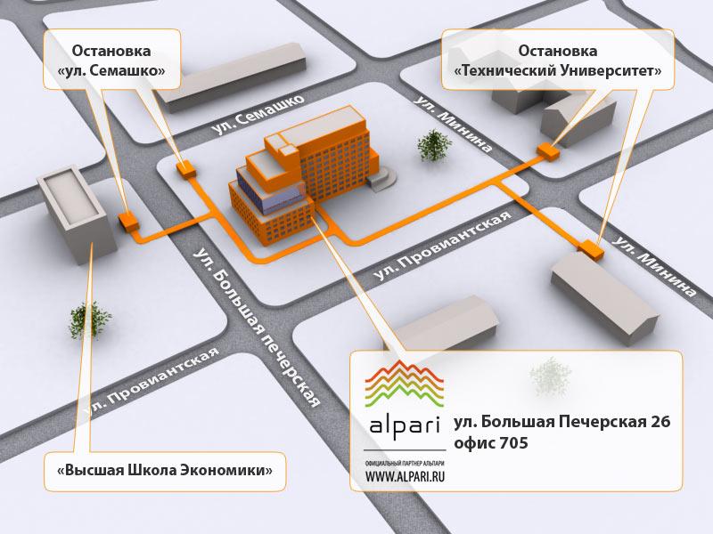 Альпари Нижний Новгород